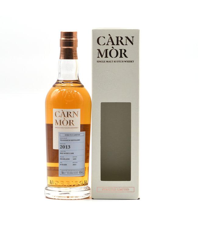 Teaninich Càrn Mòr Strictly Limited 8 Jahre-2013/2021