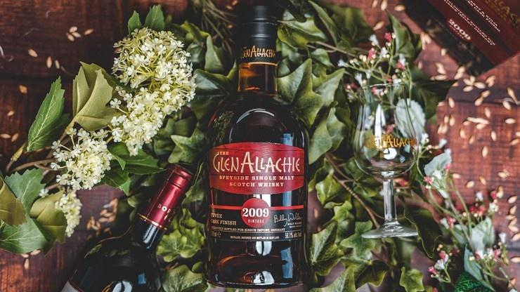 Das neue Whisky-Cuvée von GlenAllachie vereint Sherry & Rioja