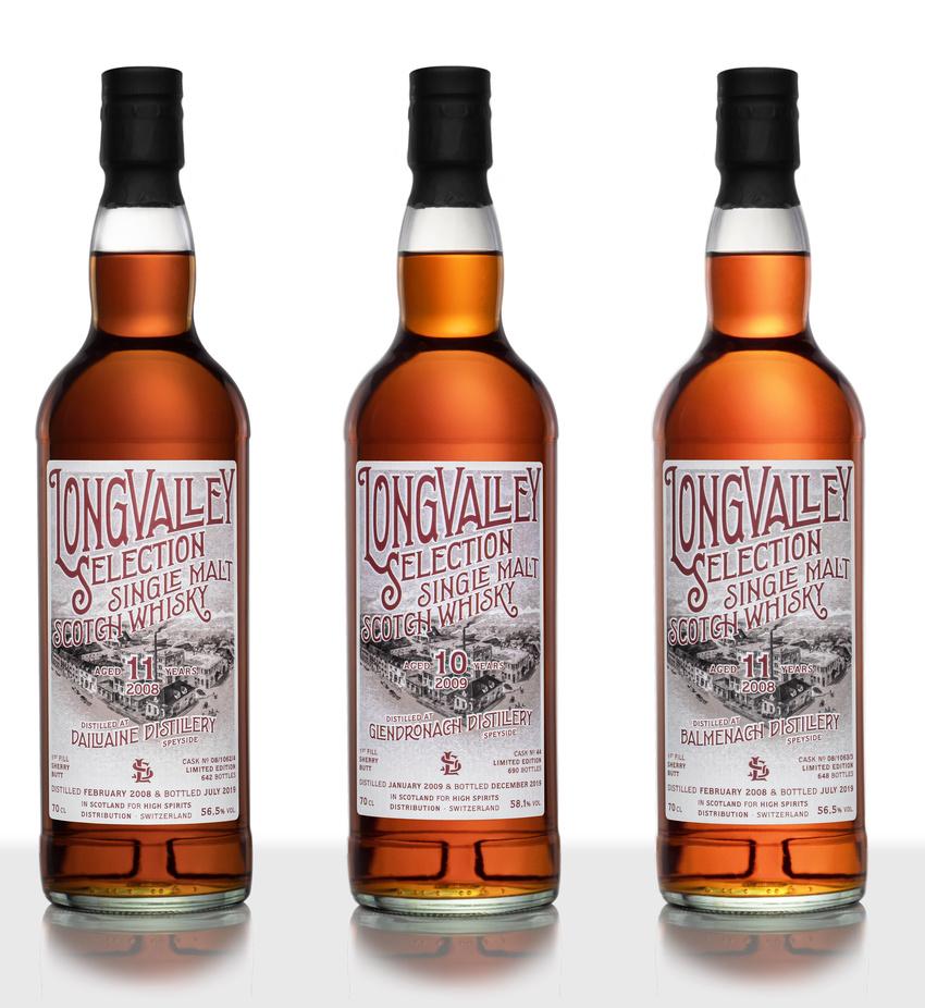 LongValley Selection: die Independent Bottling Line von Langatun