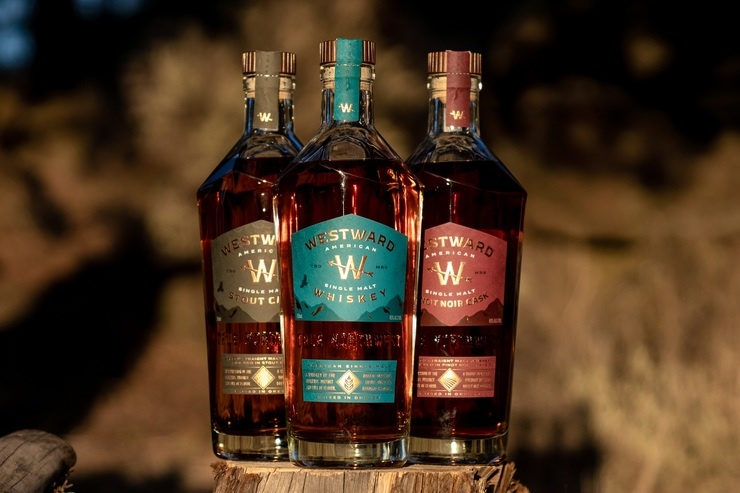 American Single Malt Whiskey auf neuem Niveau: Westward mit neuem Design und neuen Cask Finishes