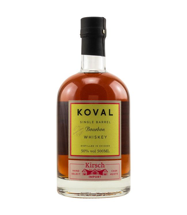 Koval Bourbon Single Cask for Kirsch Import