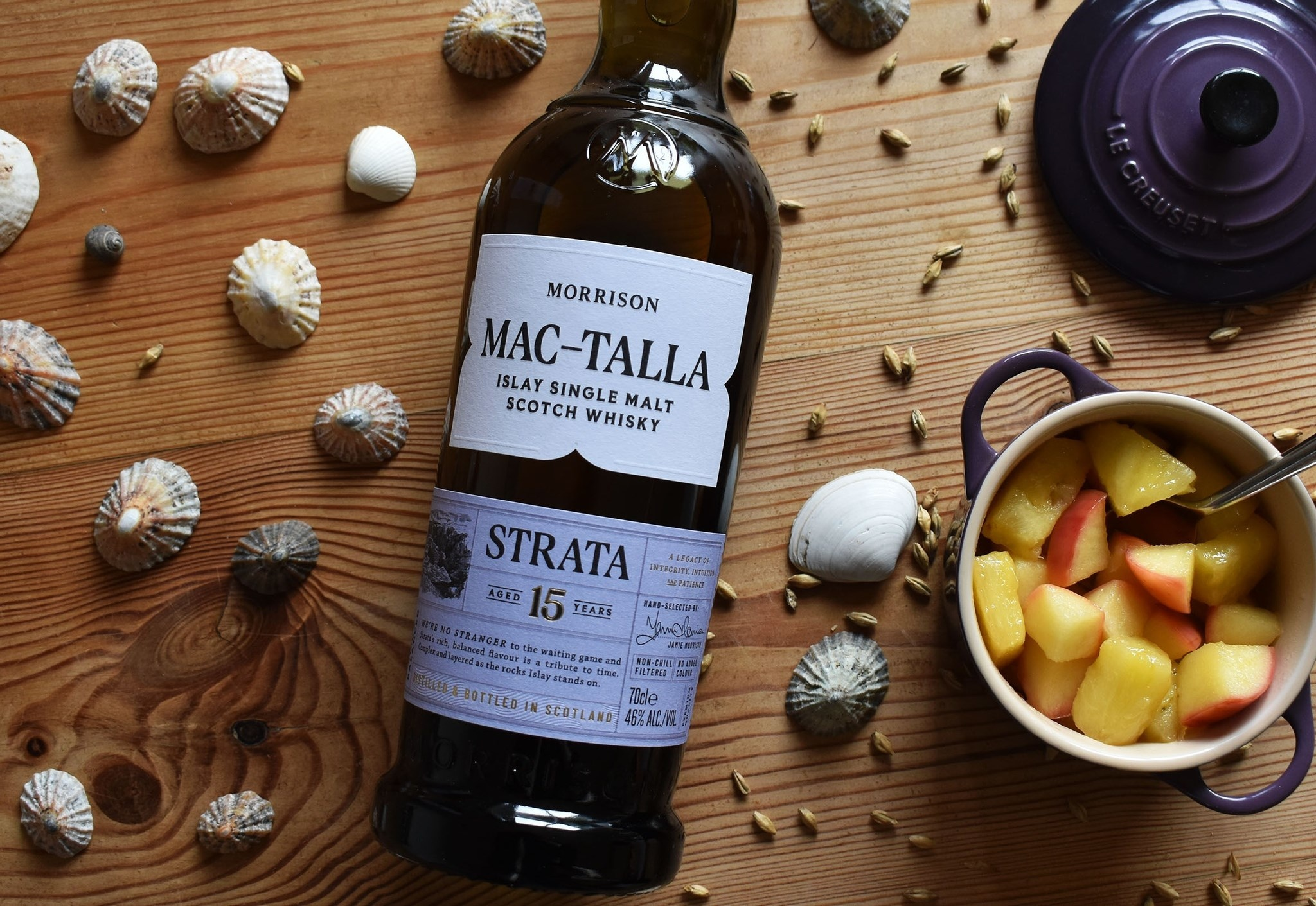 Mac-Talla Strata ergänzt die beliebte Serie von Morrison Distillers