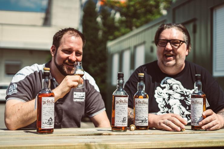 Whisky-Freundschaften vertiefen: Vier verführerische Neuheiten von The Old Friends