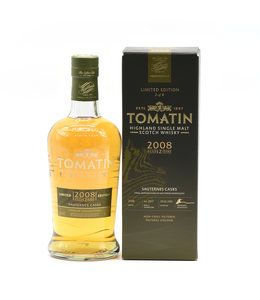Tomatin The French Collection 12 Jahre Sauternes Finish