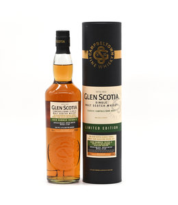 Glen Scotia Peated 2010/2021  (Single Cask Selection Spring 2021)