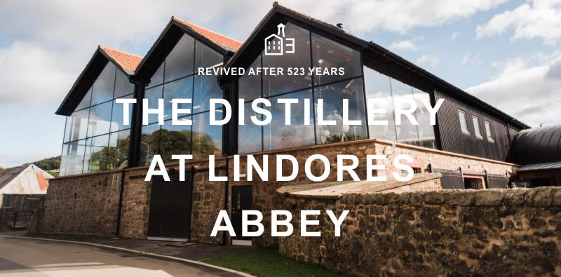 Die ersten Single Malts der Lindores Abbey Distillery