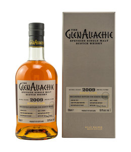 GlenAllachie Single Cask for Germany 11 Jahre-2009/2021 Ruby Port Pipe