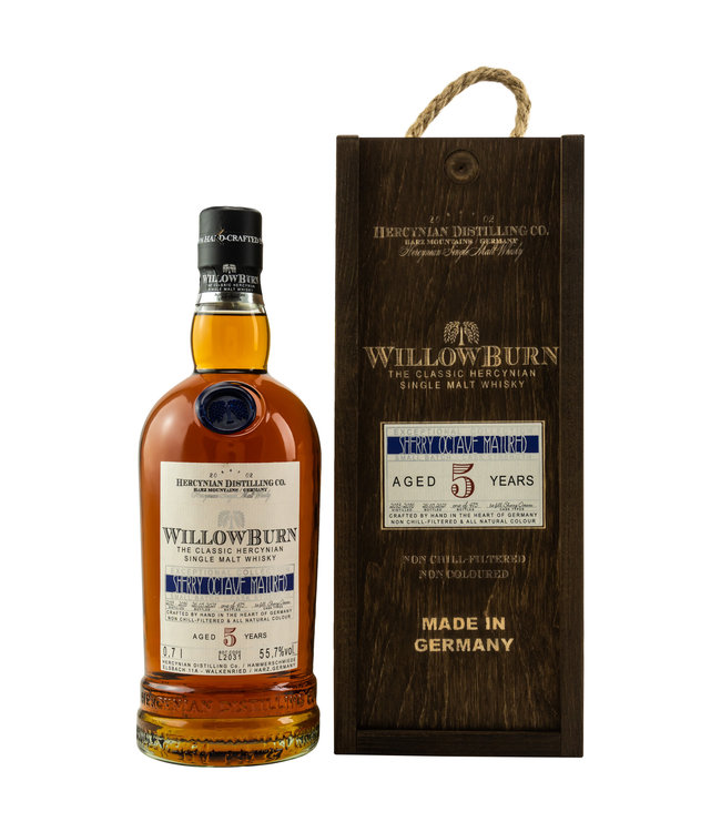 Willowburn Exceptional Collection Sherry Octave Matured