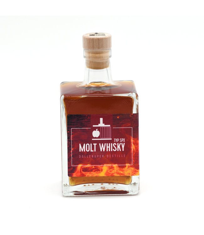 Dolleruper Molt Whisky 2016/2019  (Peated/PX Sherry)