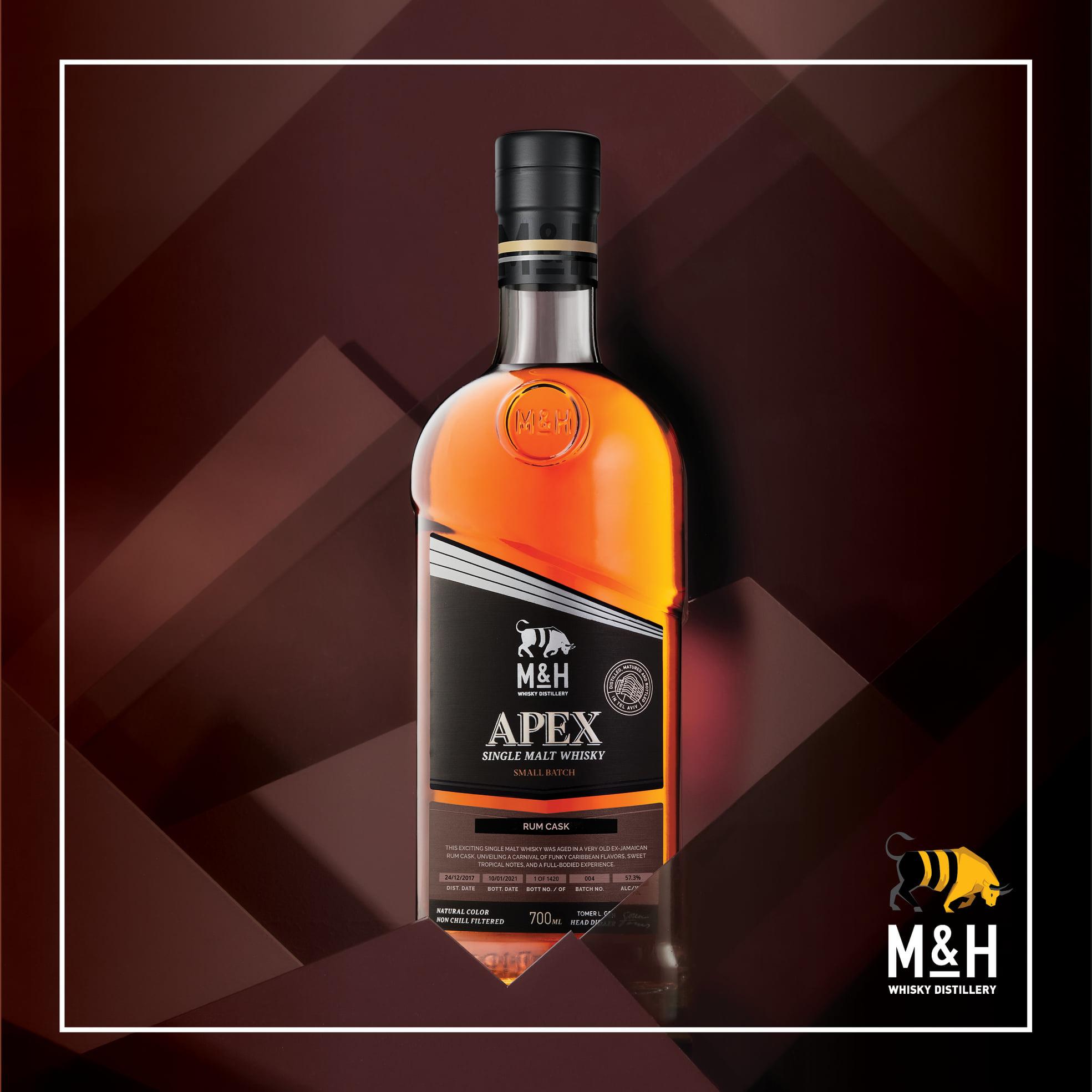Die Apex Serie der Milk & Honey Distillery geht in die vierte Runde