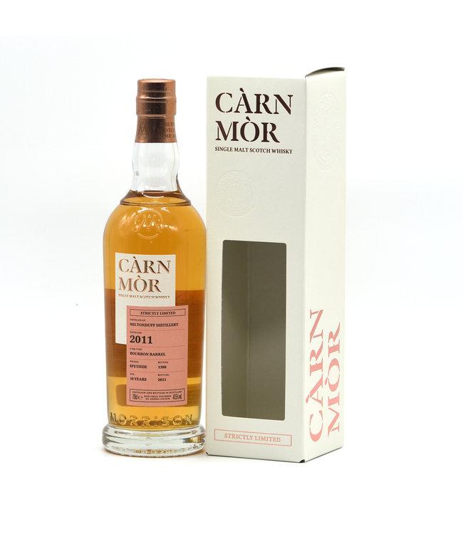 Miltonduff Càrn Mòr Strictly Limited 10 Jahre-2011/2021