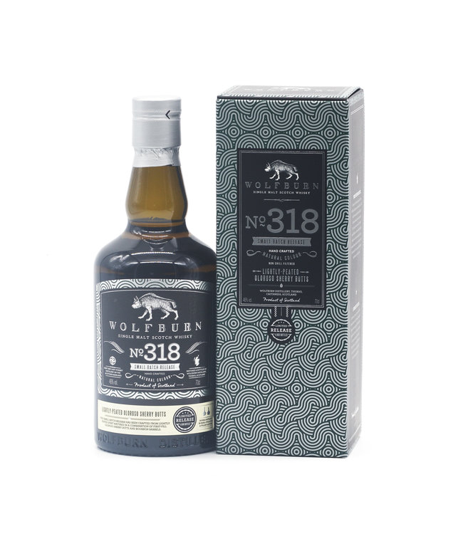 Wolfburn Small Batch Release  No. 318