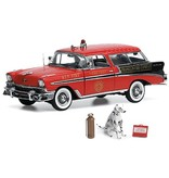 Frankin Mint FRANKLIN MINT PRECISION MODELS ´56 CHEVROLET NOMAD FIRE CHIEF 1/24