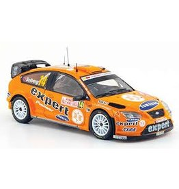 IXO IXO MODELS FORD FOCUS RS WRC 1/43