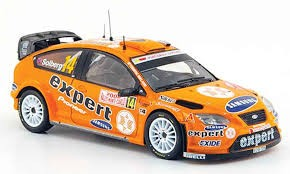 IXO IXO MODELS FORD FOCUS RS WRC 1/43