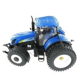ROS New Holland T7050 cultures Row double roue arrière Tracteur