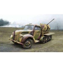 Italeri ITALERI Militärfahrzeuge Maultier MIT FALK 38