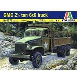 Italeri ITALERI Militärfahrzeuge 1,5TON6X6 CARGO TRUCK WC62