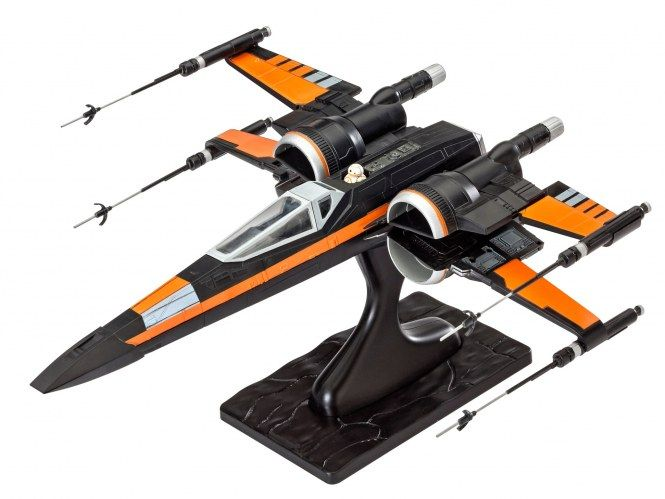 Revell Revell Poe´s X-wing Fighter Star Wars