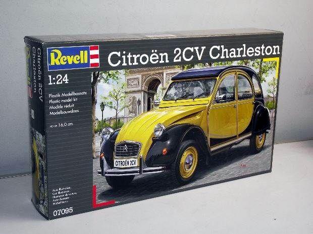 Revell Revell Citroen 2CV Charleston 1/24