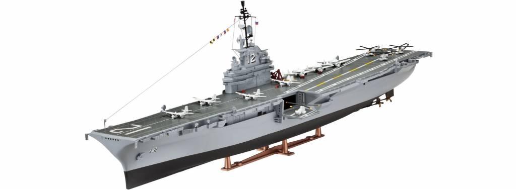 Revell REVELL USS HORNET (CVS-12) APOLLO11 RECOVERY VESSEL 1/530