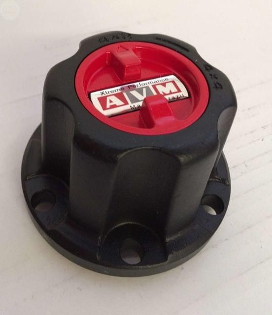 AVM Vrijloopnaven Nissan Patrol AVM745XP