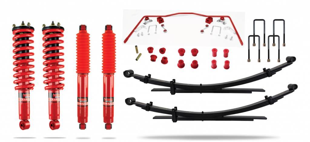 Pedders Suspension Isuzu D Max 2012-on 4WD Lift Kit 2 inch (2.5D)