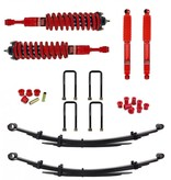 Pedders Suspension Pedders Suspension Lift Kit Toyota Hilux MK6/MK7
