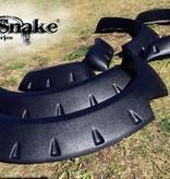 Kut Snake  Fender Flares for Isuzu D-max (2.5 / 1.9D) - 80MM
