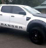 Kut Snake  Spatbordverbreders Ford Ranger PX - 85 mm breed