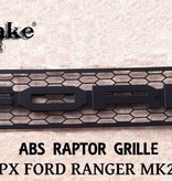 "Kut Snake  ""Raptor"" look-a-like grille Ford Ranger series 2 (2015-2017)"