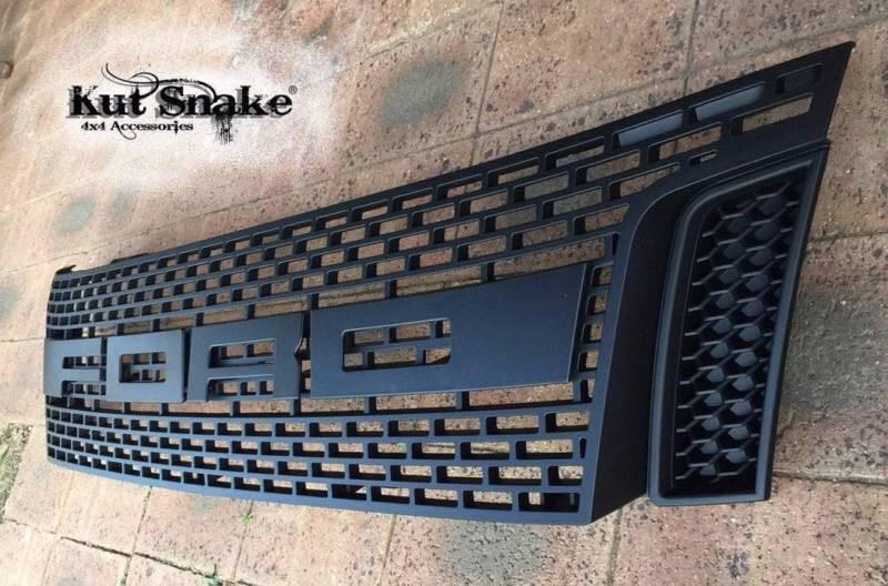 "Kut Snake  ""Raptor"" look-a-like grille Ford Ranger series 1 (2011-2014)"
