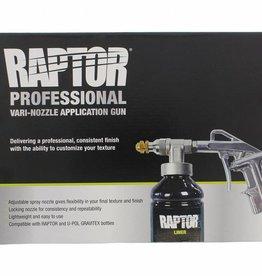 Raptor Liner Vari Nozzle GUN