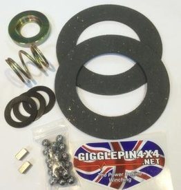 Gigglepin Brake Rebuild Kit