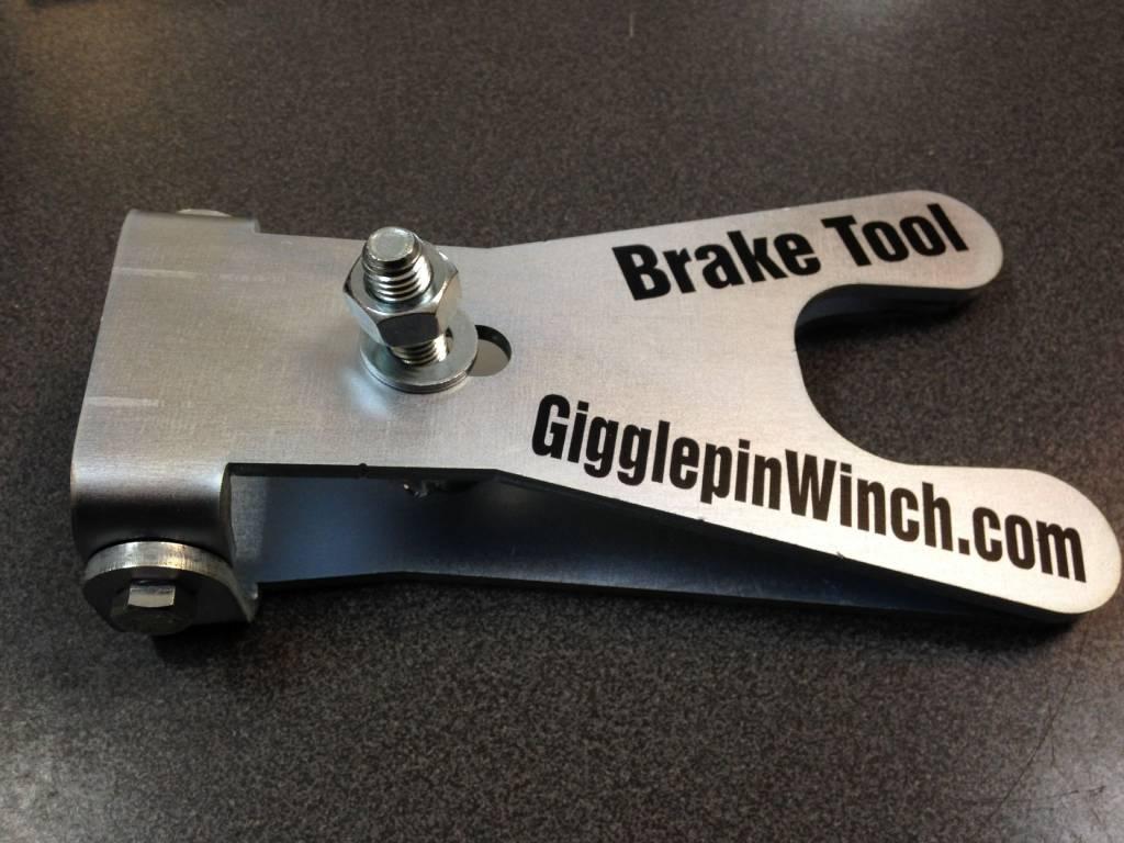 Gigglepin Brake Tool