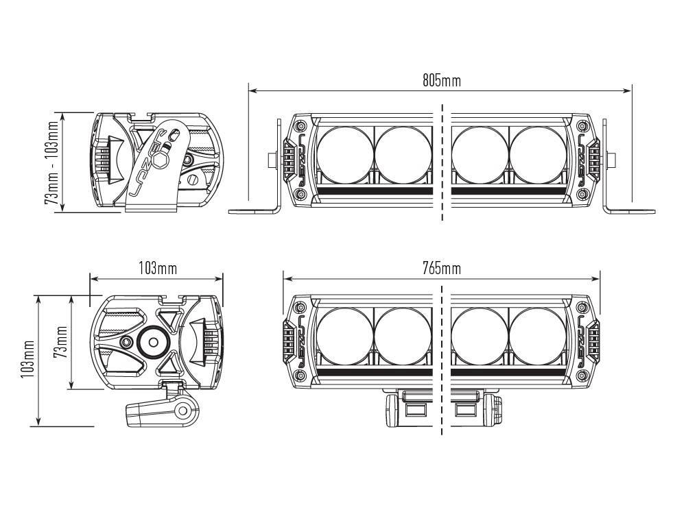 Lazer Triple-R 16 OFFROAD