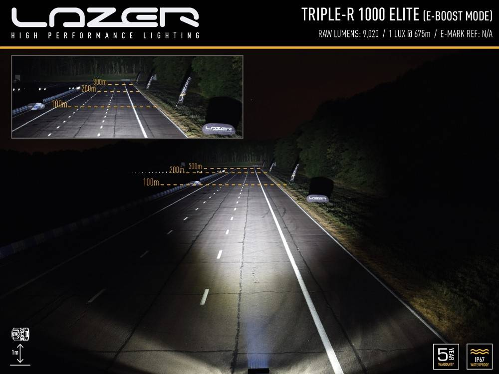 Lazer Triple-R 1000 Elite ROAD