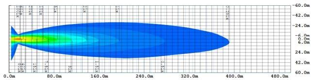 OSRAM OSRAM Lightbar MX140-SP Spot Straler