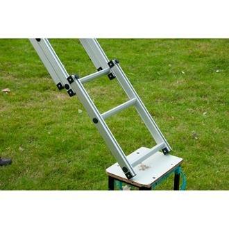 Daktent Ladderverlenging 54cm Aluminium