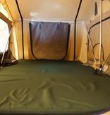 Horntools Daktent Topmatrass 80mm 120cm voor Desert I tent