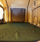 Daktent Topmatrass 80mm 165cm voor Desert I Tent