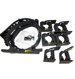 Quick Fist 8 Delige mounting set