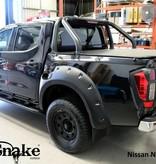 Kut Snake  Spatbordverbreders Nissan Navara D23 Standard 68/78mm breed Ad Blue