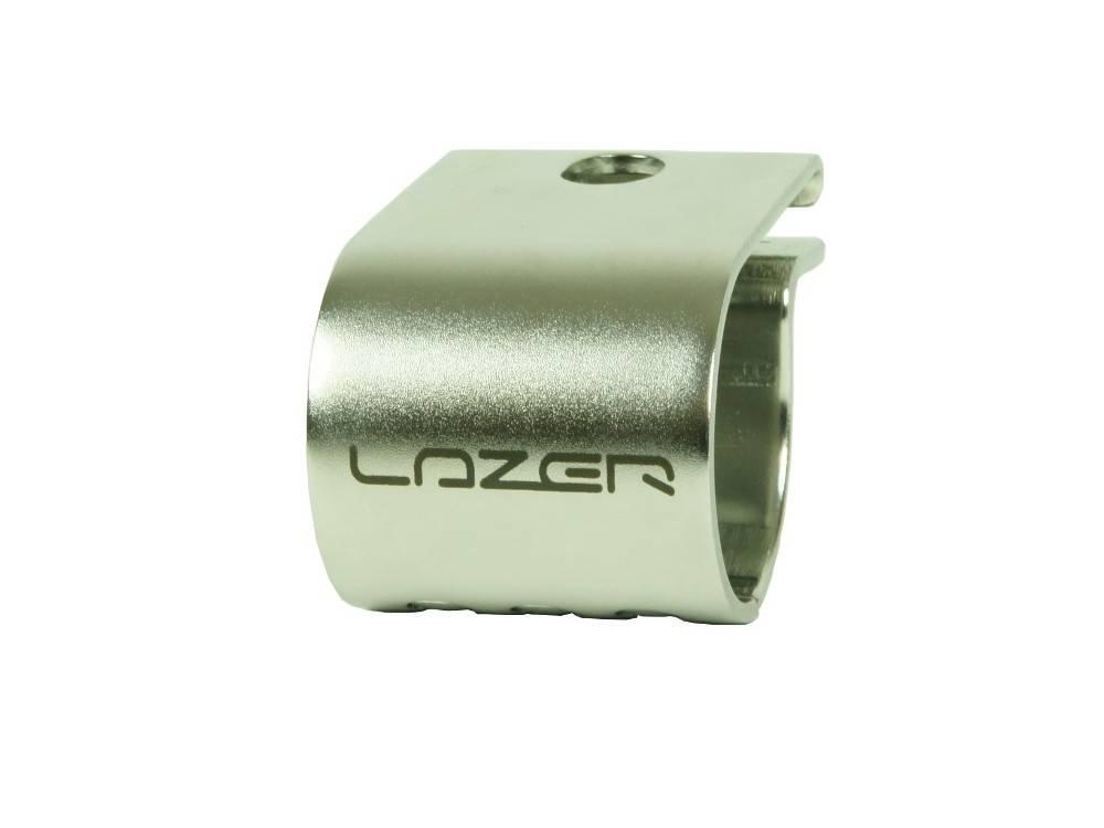 Lazer Horizontal Tube Clamp - 42mm (stainless steel - Lazer branded)