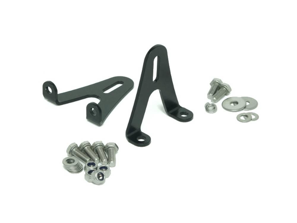 Lazer Aluminium Side Mounts Kit