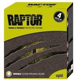Raptor Liner Raptor 4 Liter Kleurbaar