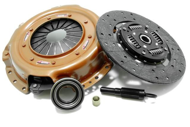 Xtreme Outback Nissan Patrol TD42/3.3TD 30% Versterkte Koppeling Organisch
