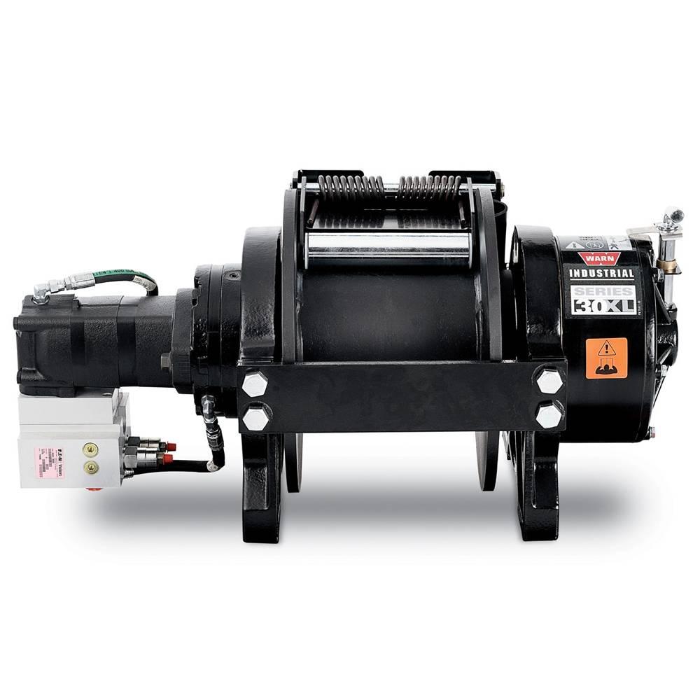Warn S30-STD-MANUAL 13600 Kg Hydraulisch 40m / 16mm