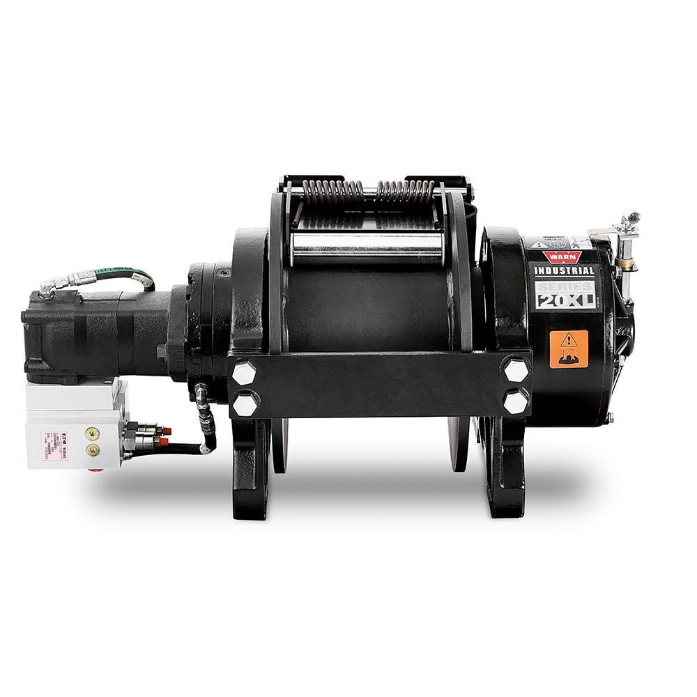 Warn S20-STD-AIR 9100 Kg Hydraulisch 40m / 14mm