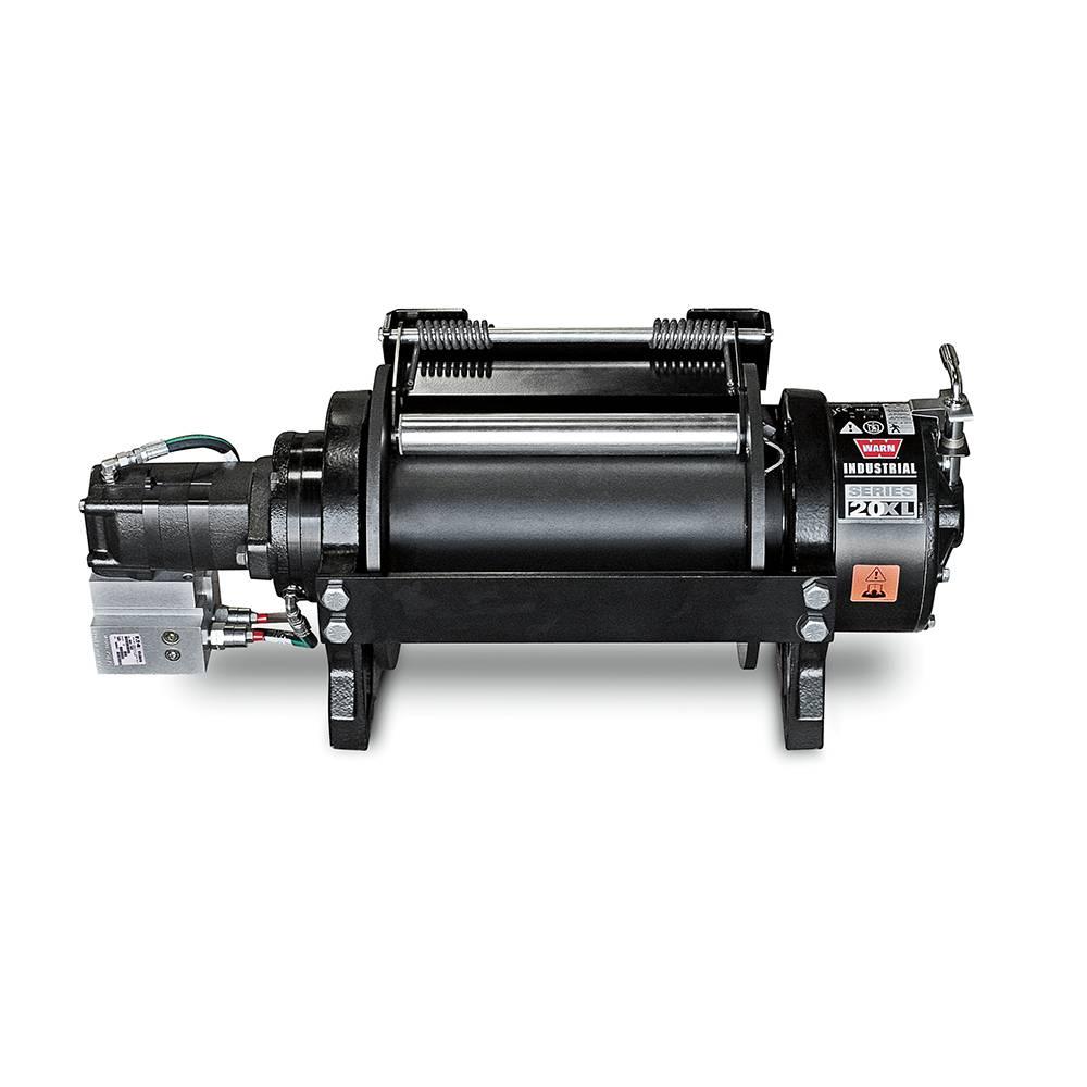 Warn S20-LONG-9100 Kg Hydraulisch 70m / 14mm